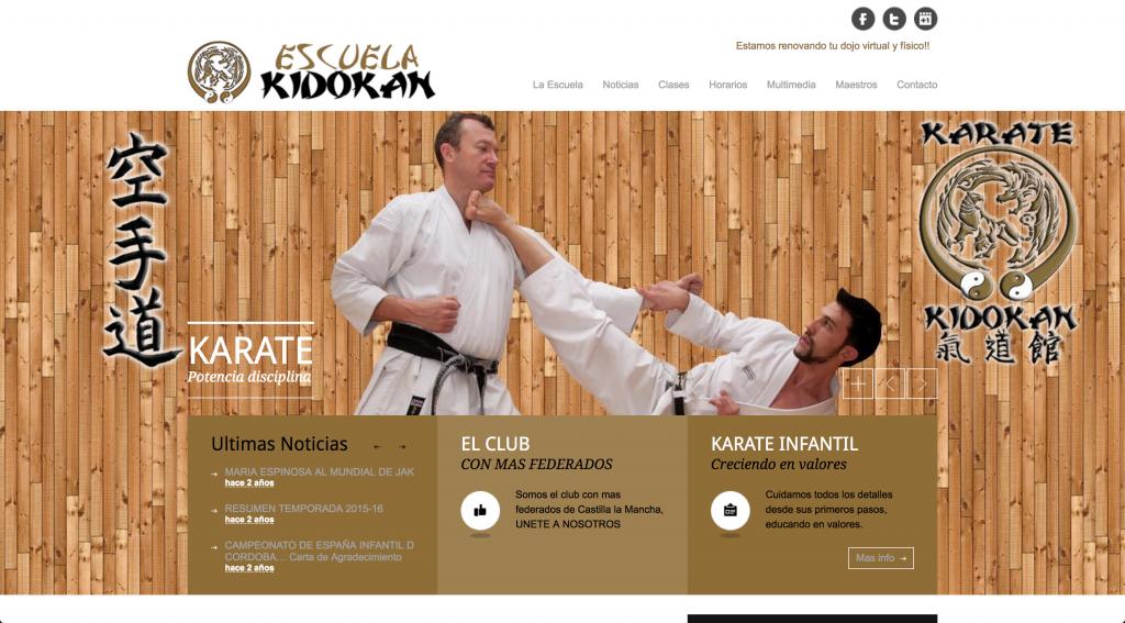 karate en toledo