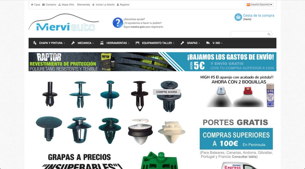 productos profesionales para automoviles