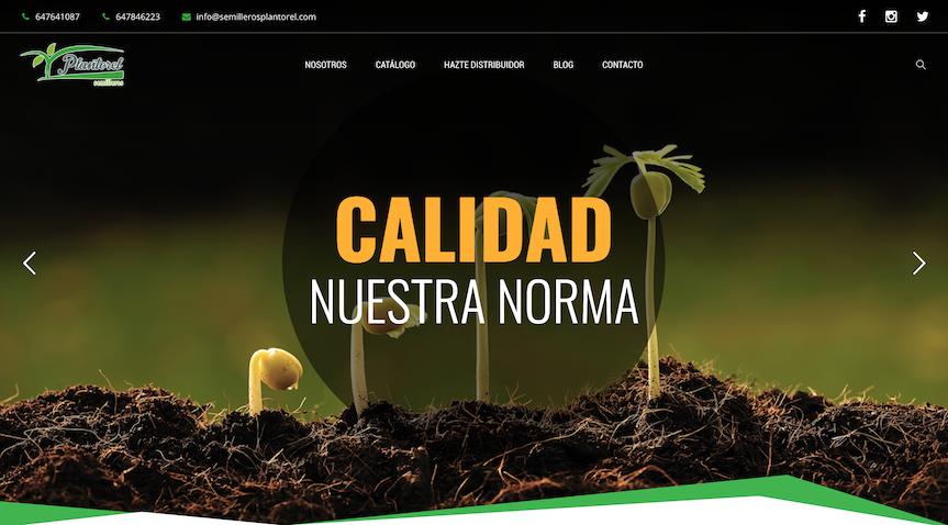 Semilleros Plantorel